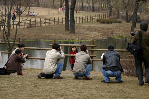 용산가족공원...
